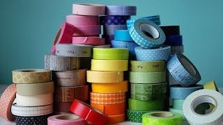 getlinkyoutube.com-Л.Д. Как сделать декоративный скотч?| Из журналов| Nastya Alexeeva