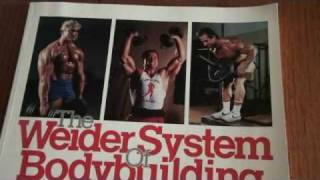 Video Book Review The Weider System of Bodybuilding 💪 width=