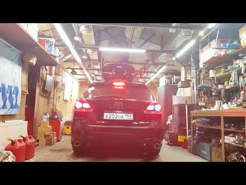 Toyota Venza - светодиоды Backfire HPL в задней оптике