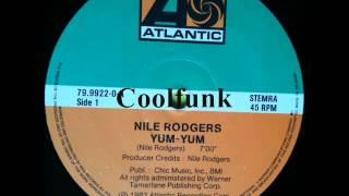 "getlinkyoutube.com-Nile Rodgers - Yum-Yum (12"" Funk 1983)"
