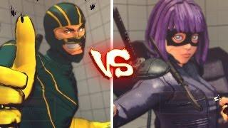 getlinkyoutube.com-Ultra street fighter 4 PC - Kick Ass Battle