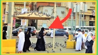 getlinkyoutube.com-✔ Makkah Madinah Street Life Scenes People Saudi Arabia Travel Video Guide