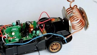 getlinkyoutube.com-free energy generator powering an RC-car