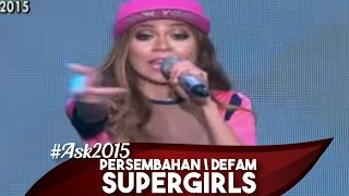 getlinkyoutube.com-#ASK2015 - Supergirl by De Fam