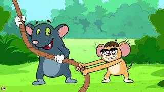 Rat-A-Tat |'Video Game Play Cartoons for Children Compilation'|Chotoonz Kids Funny Cartoon Videos