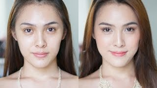 "getlinkyoutube.com-""No Makeup"" Makeup Tutorial | Jossy Berry"