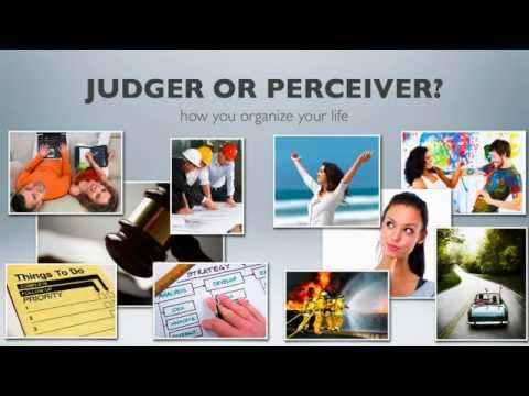 Discover Your Personality Type | Myers Briggs