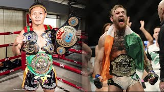 getlinkyoutube.com-Conor McGregor vs Muay Thai Legend Saenchai?