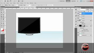 getlinkyoutube.com-How to make 3D LCD Screen in Photoshop : High Definition : TheSuperPhotoshop