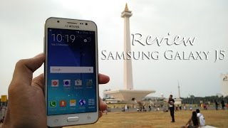 getlinkyoutube.com-Review Samsung Galaxy J5 Indonesia Dengan BOLT! Super 4G LTE