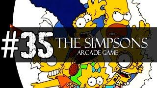 """Camilo reseña - """"The Simpsons Arcade game"""" (Arcade)"""