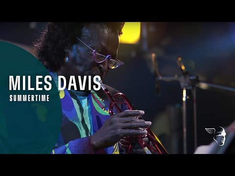 Miles Davis - Summertime (with Quincy Jones & Orchestra Live At Montreux 1991) ~ 1080p HD