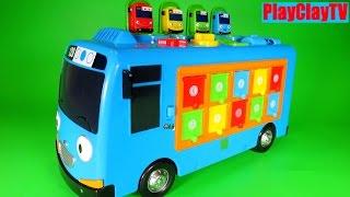 getlinkyoutube.com-Tayo the little bus The Little Bus Tayo 타요 1기 тайо маленький автобус мультики про машинки PlayClayTV