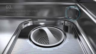getlinkyoutube.com-Fagor E VO CONCEPT Dishwashers