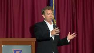 getlinkyoutube.com-Rand Paul FULL Speech in Boise, Idaho