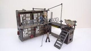 getlinkyoutube.com-Rob A Reviews Mega Bloks Call of Duty Mob of the Dead Alcatraz