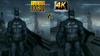 getlinkyoutube.com-1080P Full HD VS 4K UHD Gaming