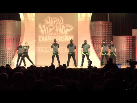 Hip Hop International 2011 (Elektrolytes)