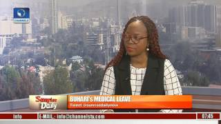 Leave Extension: Buhari Did What Is Right Constitutionally -- Mohammad Yakubu Pt. 1
