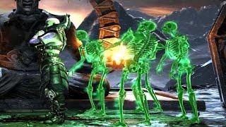 getlinkyoutube.com-Mortal Kombat X: Outros with Camera Mod