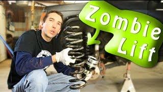 "getlinkyoutube.com-ZJ Coils and ACOS Coil Spacers - ""Bleepin Zombies"" Build by BleepinJeep"