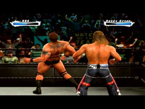 Smackdown vs RAW 2009 | SummerSlam 2009 Part 4