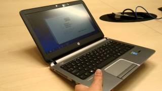 getlinkyoutube.com-HP Probook 430 G1 review - quick overview