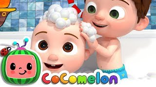 Bath Song | Cocomelon (ABCkidTV) Nursery Rhymes & Kids Songs width=