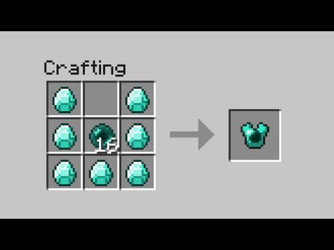 Minecraft Crafting Ideas 4
