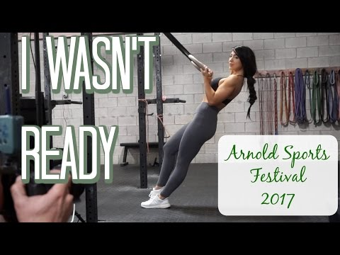 How Did I Get Here... | Arnold Sports Festival 2017