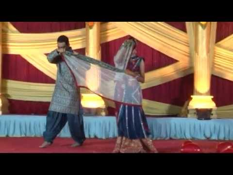Pinkesh & Pooja- Sangeet Sandhya-4/5.mp4