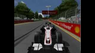 Rfactor F1 2010 Australia