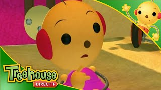 getlinkyoutube.com-Rolie Polie Olie - Home Sick / Leaf Me Alone / Round And Round And Square We Go - Ep. 27
