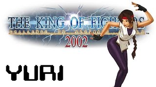 getlinkyoutube.com-yuri kof 2002 P-K-Z