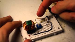 getlinkyoutube.com-How to make a Joule Thief Circuit Explained