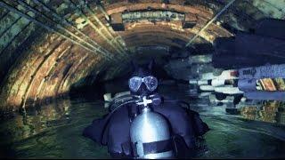 getlinkyoutube.com-Scuba Diving in a Titan 1 Nuclear  Missile Silo - Documentary Short
