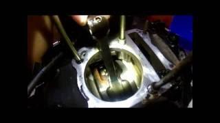getlinkyoutube.com-Thunder 125 : suara aneh di dalem mesin