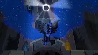 getlinkyoutube.com-Luna's Nightmare Moon Transformation - My Little Pony: Friendship Is Magic - Season 4