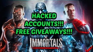 getlinkyoutube.com-WWE Immortals FREE HACK (Working Online) Account Giveaways + Can Add Coins To Accounts On Request