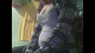 getlinkyoutube.com-starting to look pregnant... again