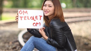 OM TELOLET OM - IMEYMEY karaoke download dangdut ( tanpa vokal ) cover