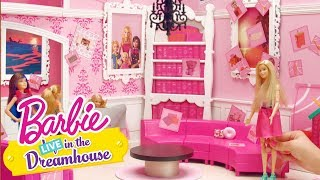Sticker It Up | Barbie LIVE! In the Dreamhouse | Barbie