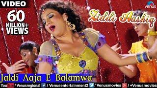 Bhojpuri का दर्दभरा गीत   Jaldi Aaja E Balamwa   Ziddi Aashiq   Pawan Singh   Tanushree Chatterji