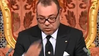 getlinkyoutube.com-خطاب ناري لجلالة الملك محمد السادس يدين  فيه الجزائر بشدة