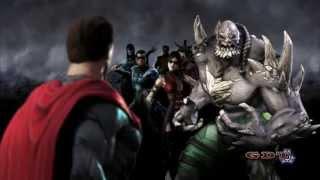getlinkyoutube.com-Injustice Gods Among Us - [BATTLE MODE: REGIME SUPERMAN]