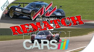 getlinkyoutube.com-Assetto Corsa vs. Project Cars - The Rematch