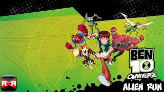 getlinkyoutube.com-Ben 10 Omniverse: Alien Run (By Reliance Big Entertainment) - iOS / Android - Gameplay Video