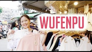 getlinkyoutube.com-TAIWAN TRAVEL VLOG: Shopping at Wufenpu & Rao He Night Market (五分埔 & 饒河街觀光夜市)