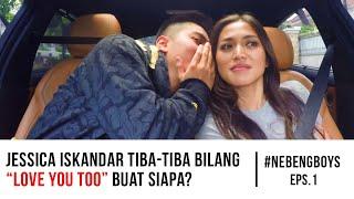 #NebengBoy Eps 01   Boy William Ngajak Nge Date Jessica Iskandar!?