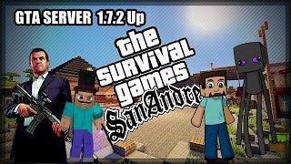 getlinkyoutube.com-Minecraft เซิฟ GTA Thailand เวอร์ (1.7.2+) - Rivth28